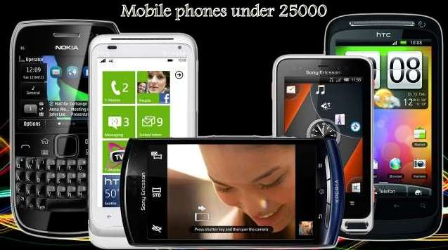 5 Best Android Phones under 25000 Rs March 2015