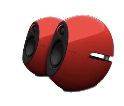 Edifier USA e25 Luna Eclipse (Red)