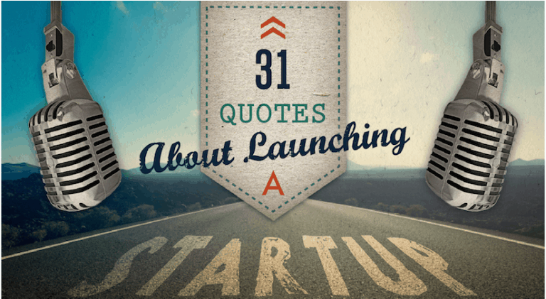 31 Quotes About Launching a Startup by Wrike project management software