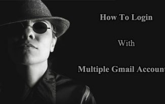 How to set Default Google account For Multiple Gmail Accounts?