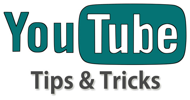 Have fun with these – Top 10 YouTube Tips & Tricks