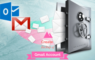 Easy Tricks to Create Backup of Gmail Email Account Data to Hard Drive