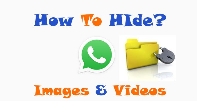 How to Hide/Unhide WhatsApp Images and Videos in Gallery For FREE?