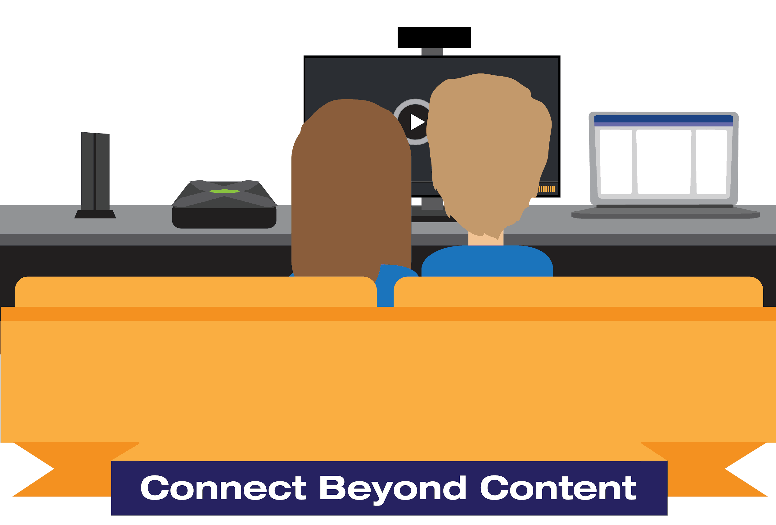 Connect Beyond content