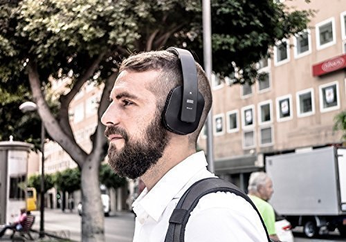 August EP650 - Best Bluetooth Headphones under $50 for Budget Heads