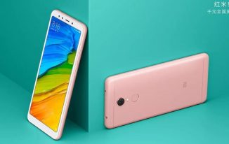 Redmi 5 Launched in India in 3 variants with starting price of Rs 7999